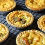 MIni Quiche Pies