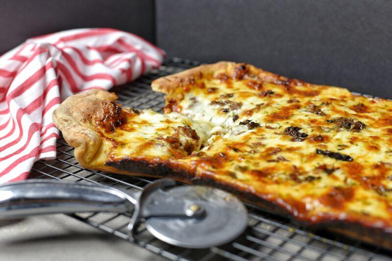 BBQ Brisket Pizza
