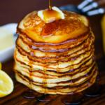 Light & Fluffy Lemon Ricotta Pancakes