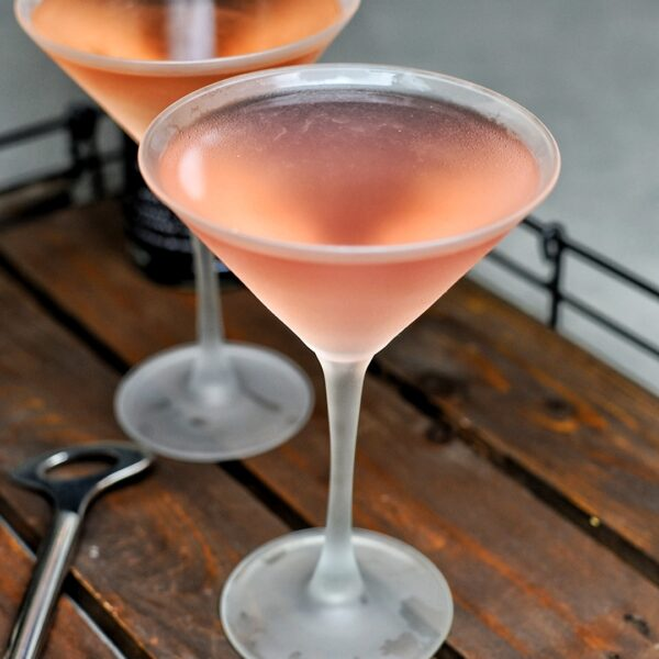 Guava Watermelon Martini