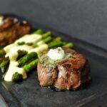 Filet Mignon With Aparagus