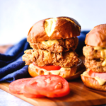 Spicy Cajun Crispy Chicken Sandwich