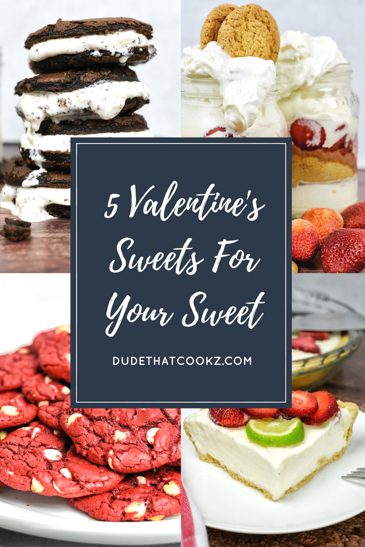 5 Valentine's Day Sweets For Your Sweet
