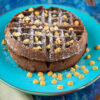 Reese's Peanut Butter Chocolate Waffle