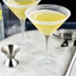 The Houstonian Citron Martini