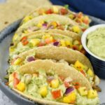 Mango Avocado Fish Tacos