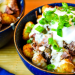 Fully Loaded Brisket Tater Tots