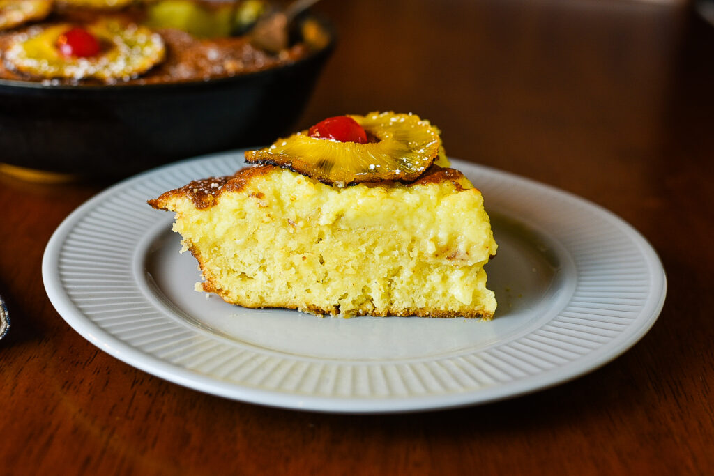 Ooey Gooey Pineapple Butter Cake