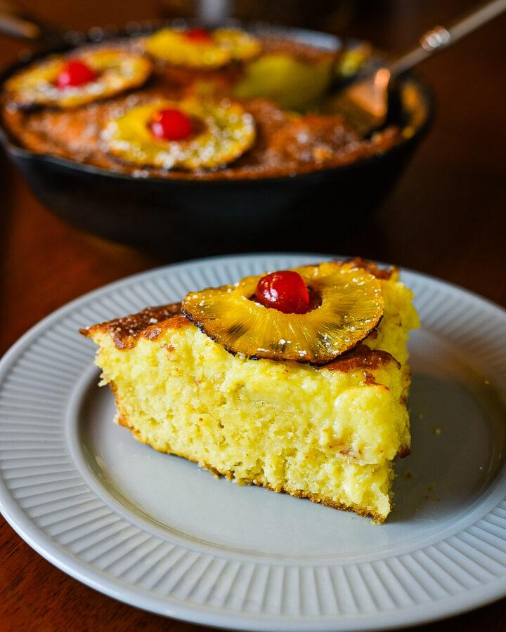 Ooey Gooey Pineapple Butter Cake