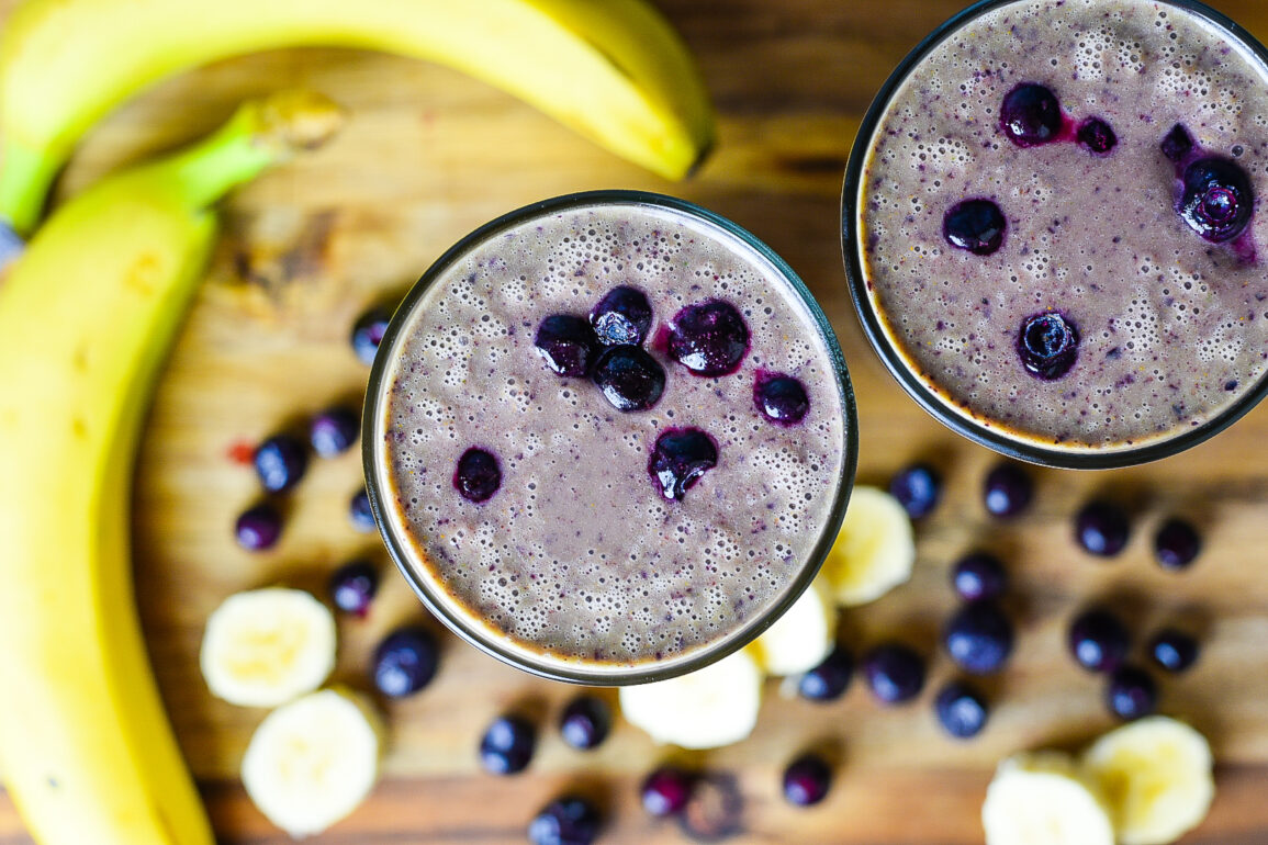 Blueberry Superfood Smoothie