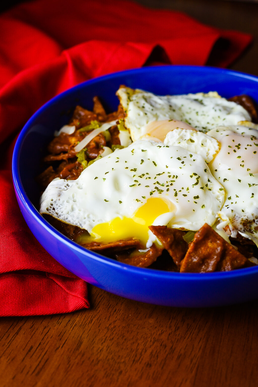 Mexican Chilaquiles