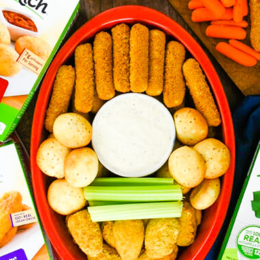 Farm Rich and Litehouse Game Day Snacks