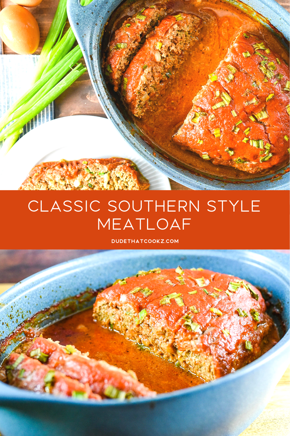 Low Carb Classic Southern Style Meatloaf