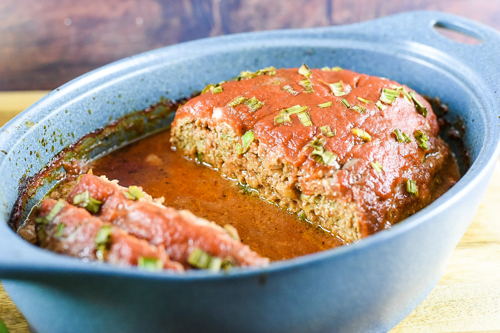Classic Southern Style Meatloaf Dude That Cookz