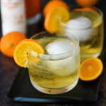 Sunkist Orange Cocktail