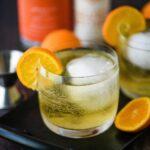 Sunkist Orange Cocktail