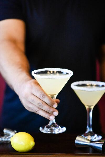 Best Lemon Drop Martini Cocktail Recipe