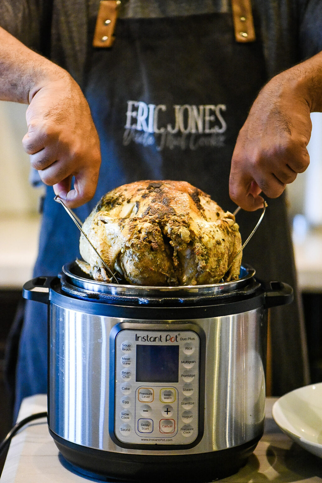 Cooking Whole Chicken in Instant Pot
