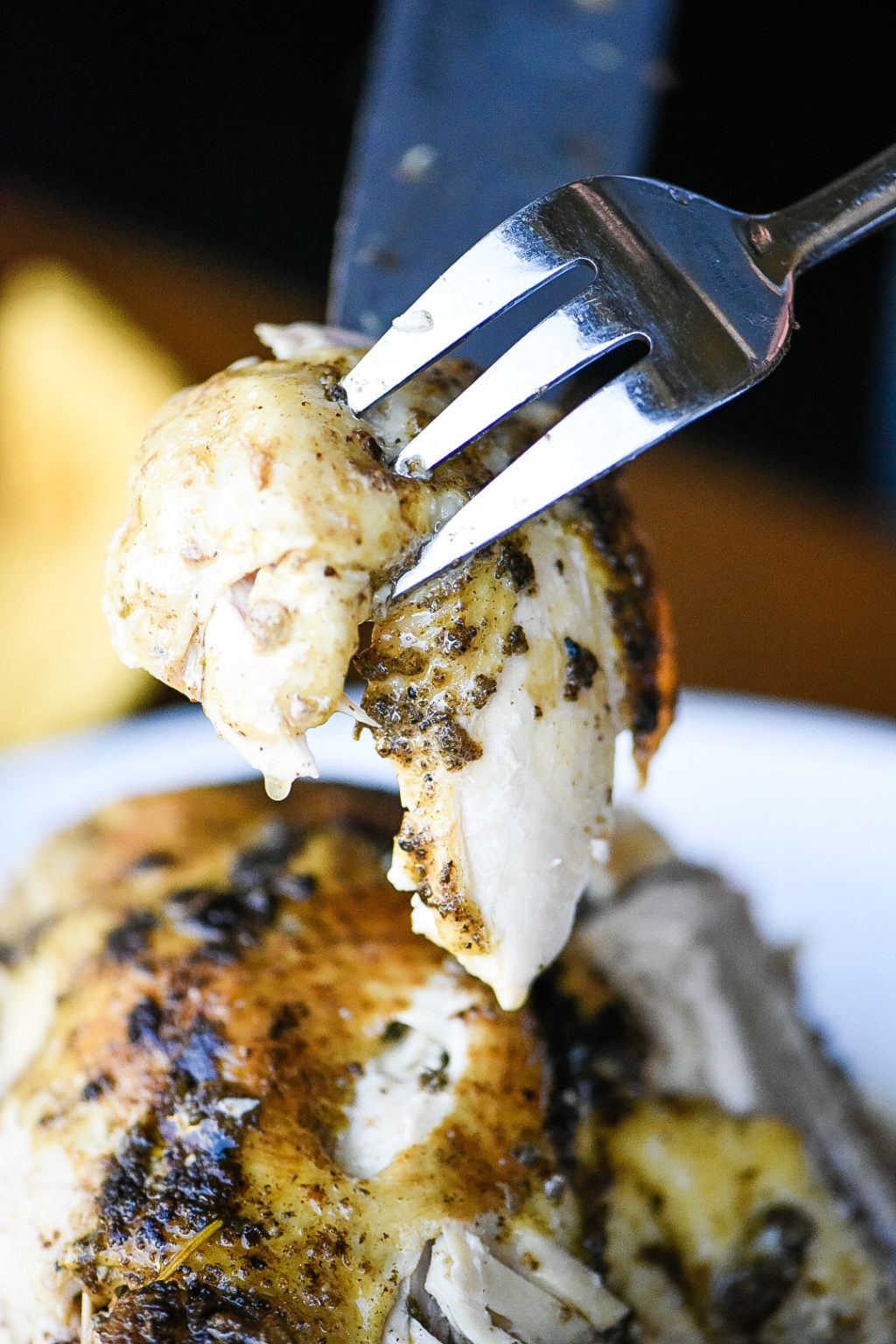 Instant Pot Whole Roasted Chicken