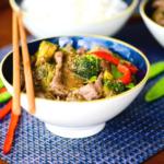 Beef Tenderloin & Vegetable Stir Fry