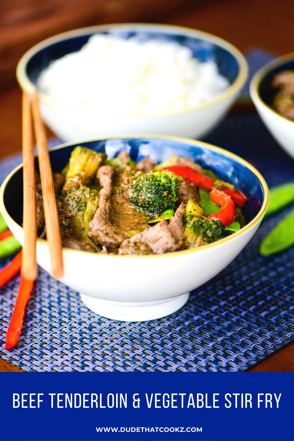 Beef Tenderloin & Vegetable Stir Fry