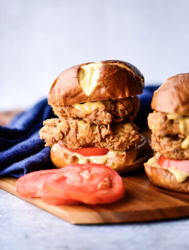 Spicy Cajun Chicken Sandwich