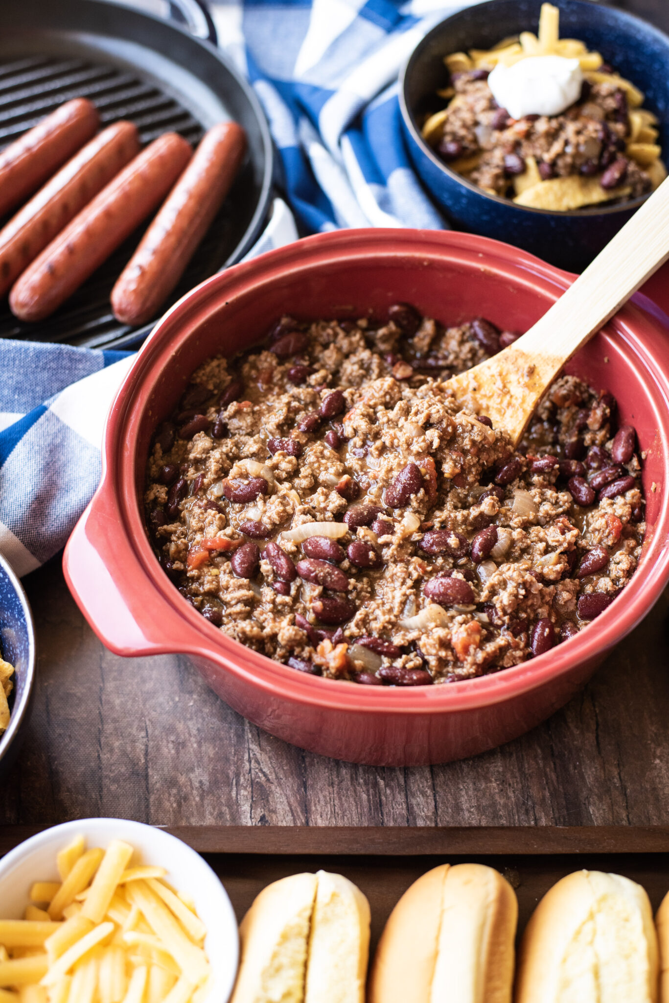 different ways to use beef chili