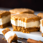 No-Bake Sweet Potato Cheesecake