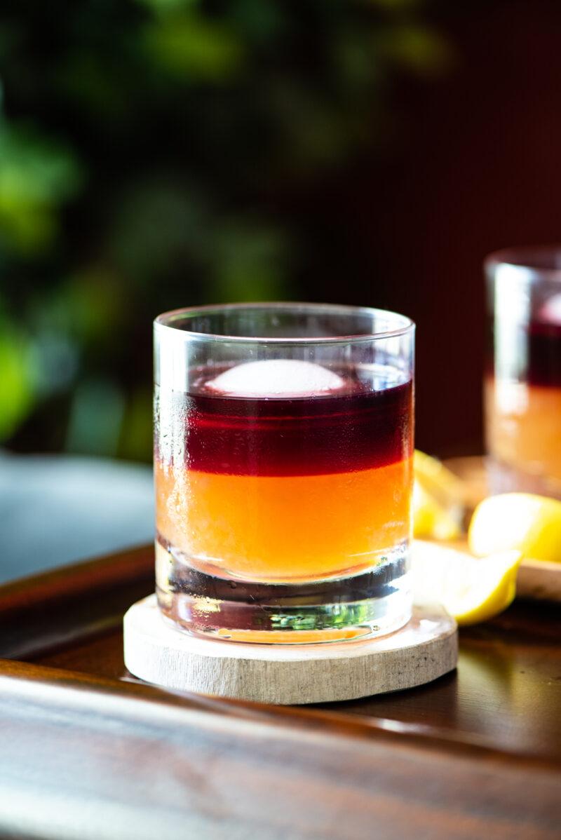 New York Whiskey Sour