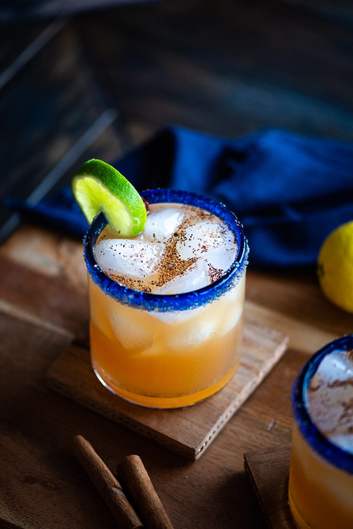 tiki rita margarita cocktail