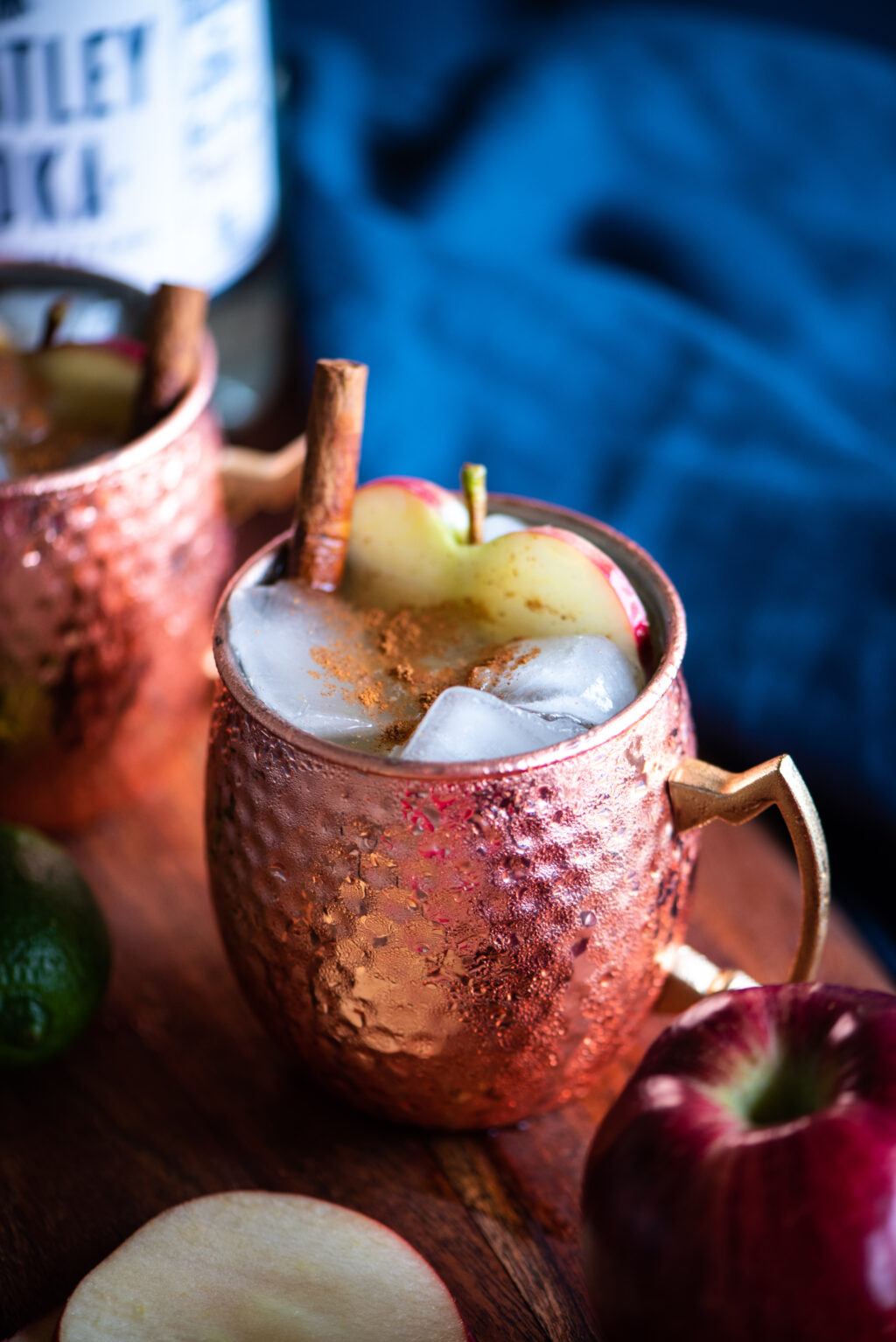 fall moscow mule cocktail recipe